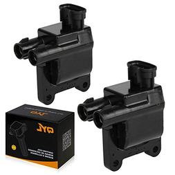 2Pcs Ignition Spark Coil Pack Fits Toyota Tacoma Camry Rav4
