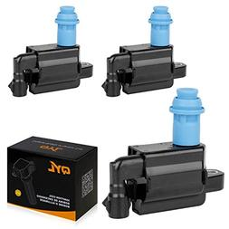 3Pcs Ignition Coil Pack Fits Lexus GS300 IS300 SC300 Toyota