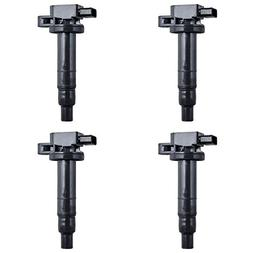4 Pack Ignition Coil for Yaris xA xB Echo Prius Camry 1.5L 2