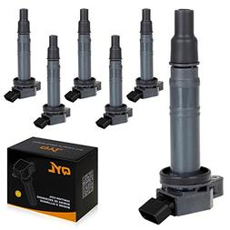 6Pcs Ignition Coil Pack Fits Scion XB Toyota 4Runner Tacoma
