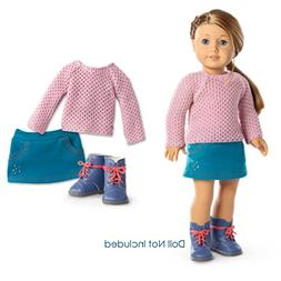 """American Girl Truly Me Sparkle Sweater Outfit for 18"""" Dolls"""