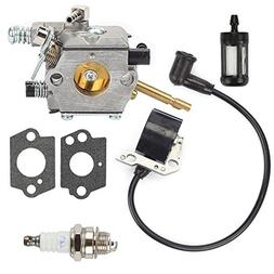 Hilom Carburetor with Gasket Tune up kit Ignition Coil for S