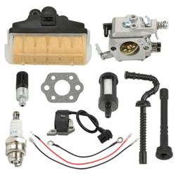 Carburetor Ignition Coil Tune Up Kit for Stihl Chainsaw 021