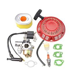 carburetor with ignition coil set compatible