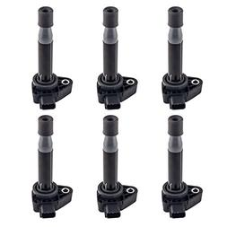 Combo Pack of Ignition Coils for 99-09 Honda Accord Odyssey