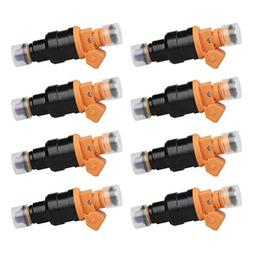 Fuel Injector Set of 8 - Replaces part# 280150943, 028015093
