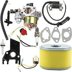 Dalom GX160 Carburetor + Ignition Coil + Air Filter Tune Up