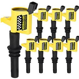 High Performance Ignition Coil 8 Pack For Ford F150 Mercury
