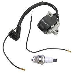 Hilom Ignition Coil with Spark Plug for STIHL 024 026 028 02