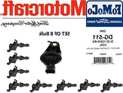 MOTORCRAFT IGNITION COIL FOR FORD LINCOLN MERCURY 3L3Z12029B