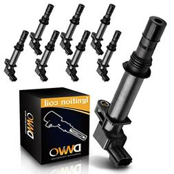 DWVO Ignition Coil Pack of 8 for Dodge Ram Dakota Durango Ni