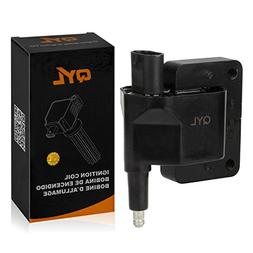 QYL Ignition Coil Pack Replacement for Chrysler Dodge Jeep P