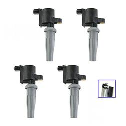 Ignition Coil SET of 4 for 09-12 Hybrid Escape Fusion Marine