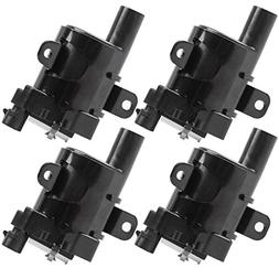 ECCPP Ignition Coils for Buick Cadillac Chevrolet GMC Hummer