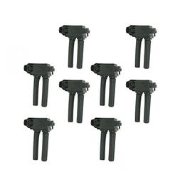 Ignition Coils Kit Set of 8 for Chrysler Dodge Jeep Ram Truc