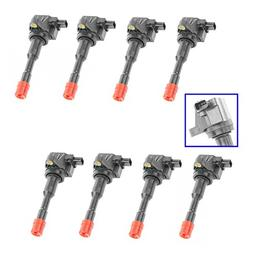 Ignition Coils Pack Kit Set of 8 for 06-10 Honda Civic Hybri
