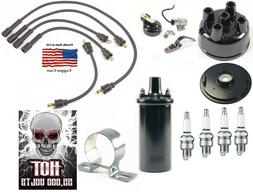 IH Distributor Ignition Tune up Kit Farmall A, Super A Tract