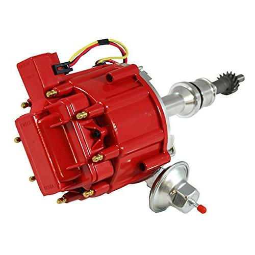 Assault Racing Small Block Ford 302 HEI Red Ignition