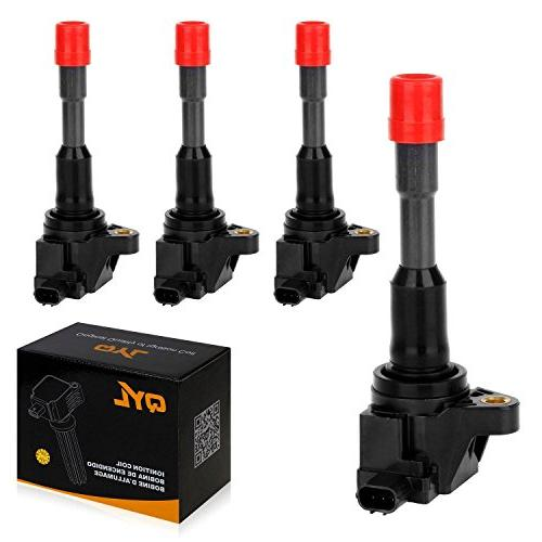 4pcs ignition spark coil pack fits 03