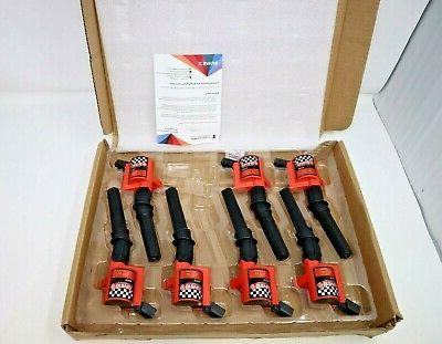 7 pack straight boot ignition coils 15