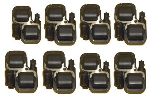 8 piece oem ignition coil set 0221503035