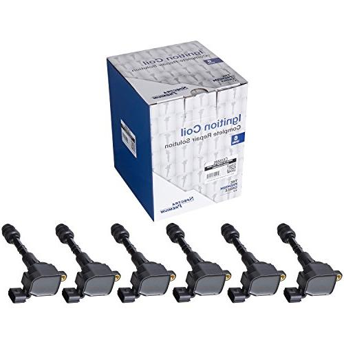 c609m6 ignition coils multipack pack of 6