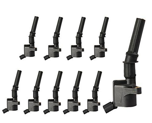 complete pack of 10 ignition coils