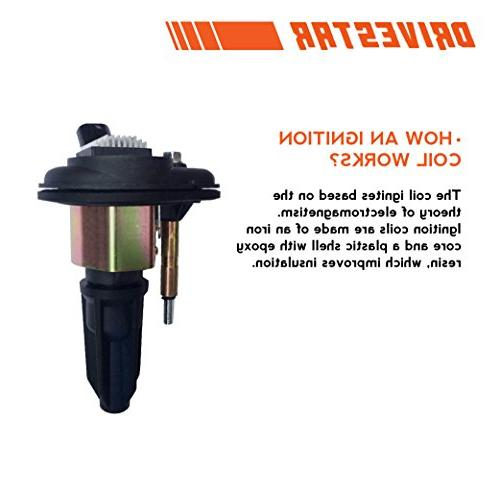 DRIVESTAR of 6 Ignition 02-05 Chevy Canyon Envoy 3.5L