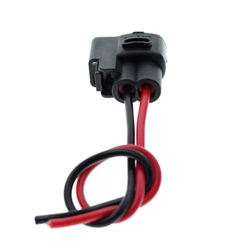 MOTOALL Ignition Plug Connector Pigtail Female Wire 2 Way for Chevrolet Chevy Chrysler Ford Hyundai Plymouth