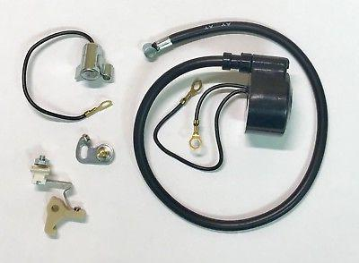 new tecumseh ignition coil w points