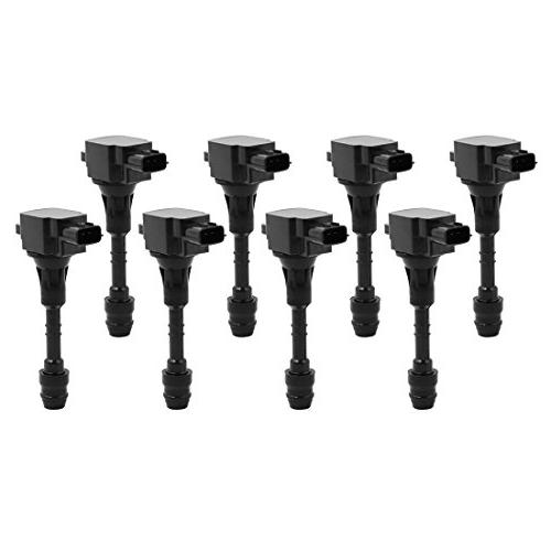 set of 8 ignition coil for nissan