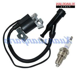 Lawn Mower Ignition Coil Magneto For HONDA HR214 HR215 HRM21
