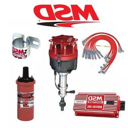 msd 9017 ignition kit digital 6al distributor