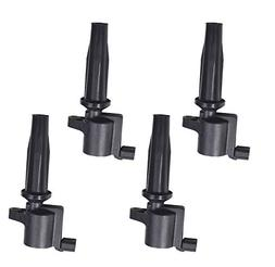 Pack of 4 Ignition Coil for 2009-2018 Ford Escape Fusion Lin