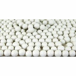 Raytech Porcelain Balls Bright Finish Media - 3mm Size 5-Lb