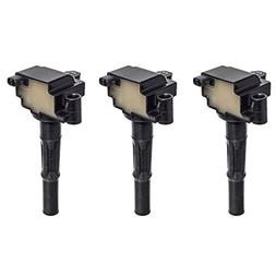 set of 3 ignition coils for various