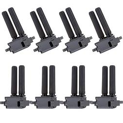 OCPTY Set of 8 Ignition Coils Compatible OE: C1526 UF-504 fi