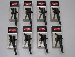 set of eight delphi ignition coils gn10164