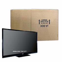 """UBOXES TV Moving Box Fits up to 70"""" Plasma, LCD, or LED TV."""